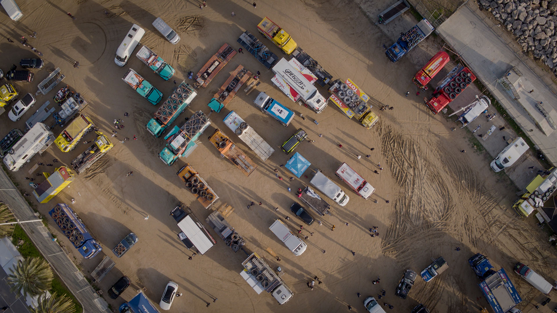 London based drone operator